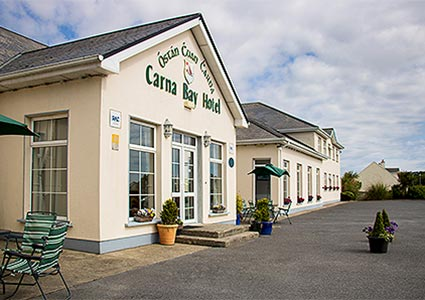 Carrna Bay Hotel is a Hotel in Connemara