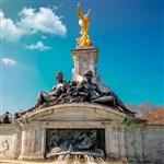 Buckingham Palace Fountain Photo by Alej