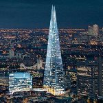 The Shard - UKs tallest building