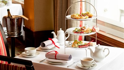 Rosa's Afternoon Tea Overnight Experience