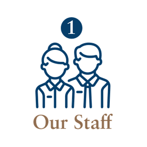 1 Our Staff
