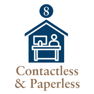 8 Contactless Paperless