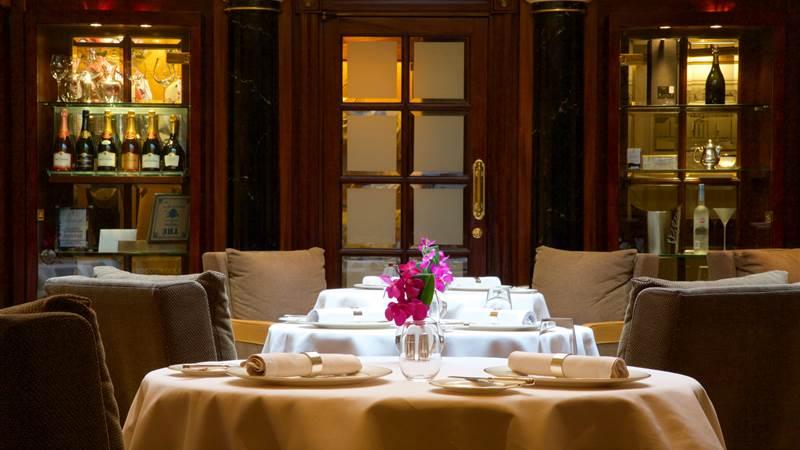 Chester Grosvenor  Restaurants 125  l