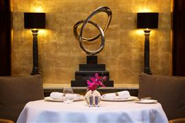 New Year's Eve at Simon Radley at the Chester Grosvenor