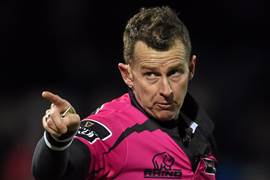 Captain's Club Dinner - Nigel Owens - Second Date Added!