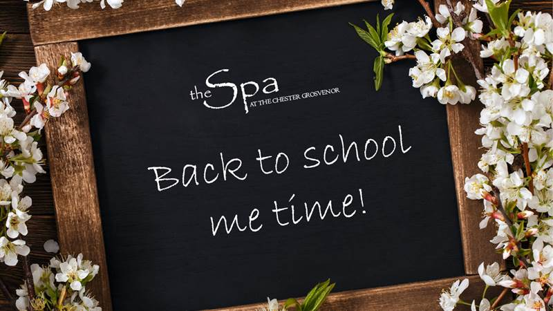 Back to School Me Time