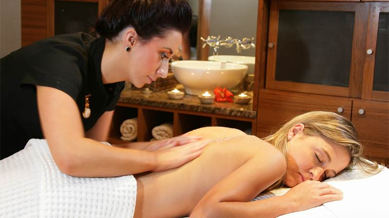Rejuvenating Massage by a Professional Masseuse at our hotel in Chester
