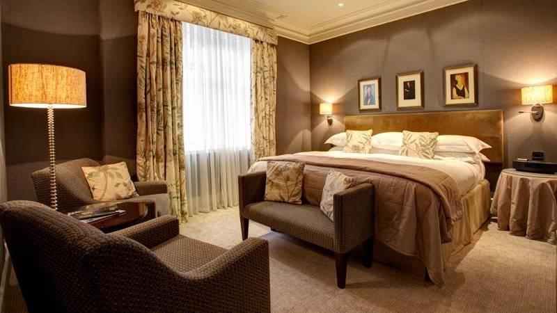 Deluxe Room at The Chester Grosvenor