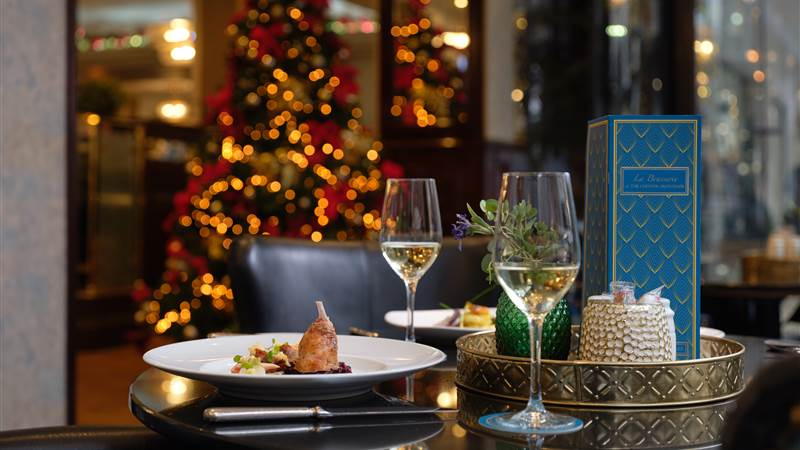 New Year's Eve at La Brasserie
