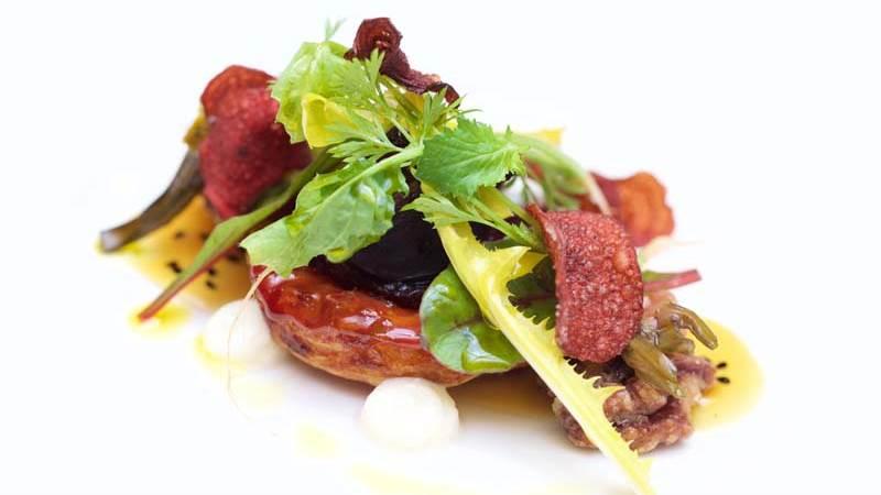 Restaurant in Chester Chorizo Salad Dish