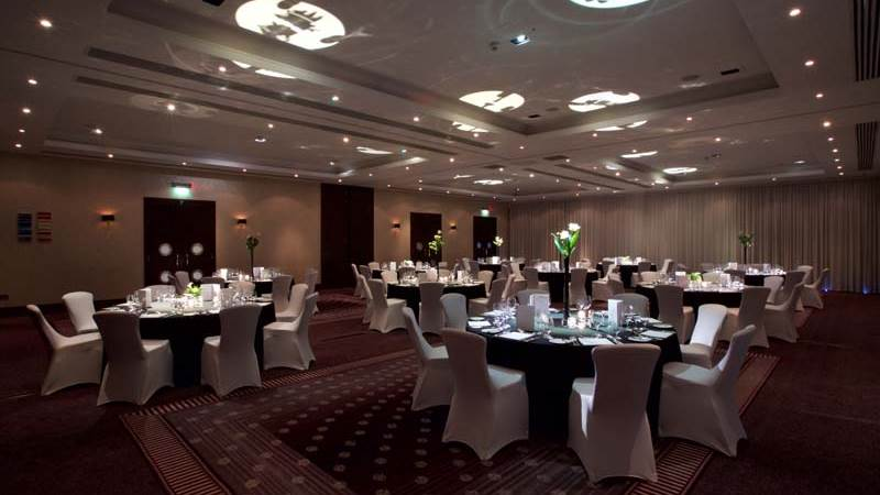 Spectacular Wedding Party Room at The Chester Grosvenor