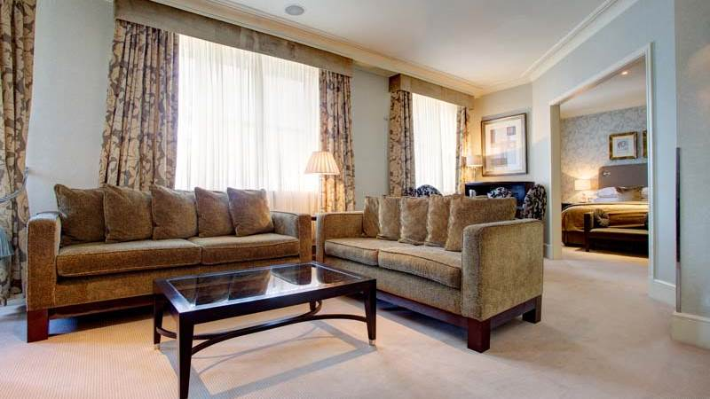 The 5-Star Presidential Suite at Chester Grosvenor