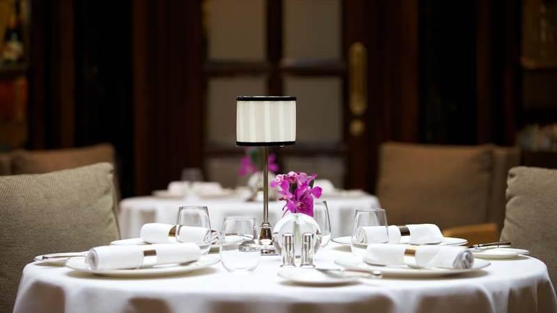 The best 5-star hotel restaurant in Chester