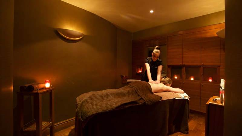 Spa Body Rituals Massage in Chester Hotel