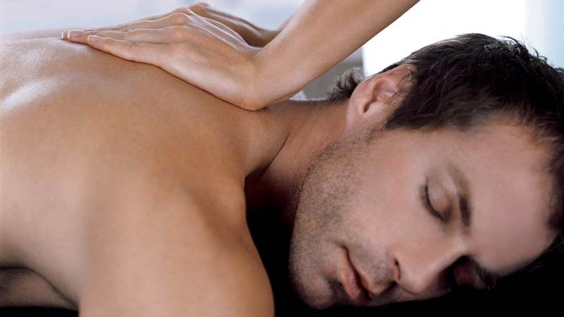Mens Massage at Chester Grosvenor 5 Star Hotel