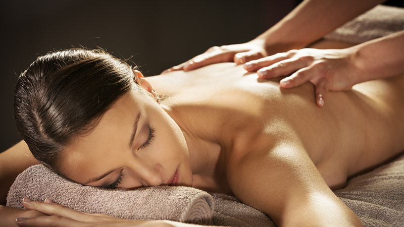 Deep Tissue Muscle Massage at The Chester Grosvenor Hotel in Chester