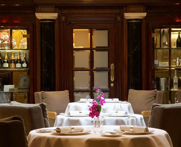 Chester Grosvenor  Restaurants 123