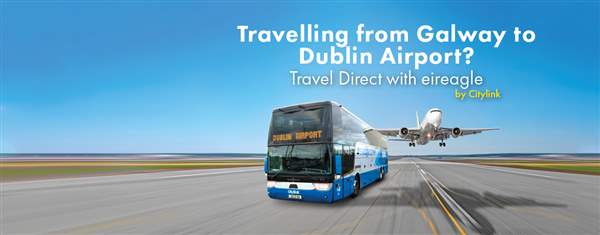 Galway to Dublin Airport