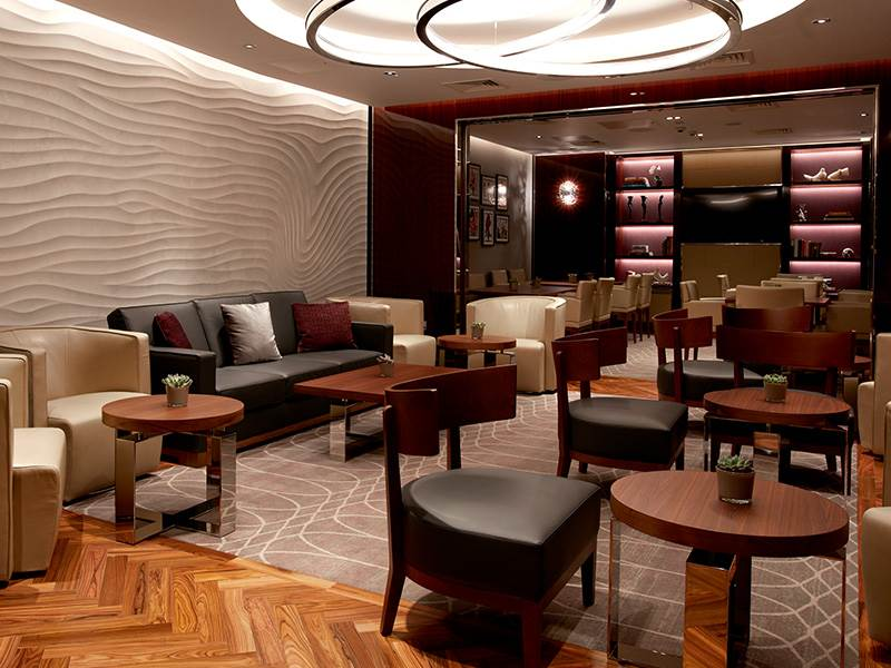 Club Lounge Seating