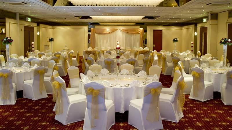 Centennial Suite Wedding