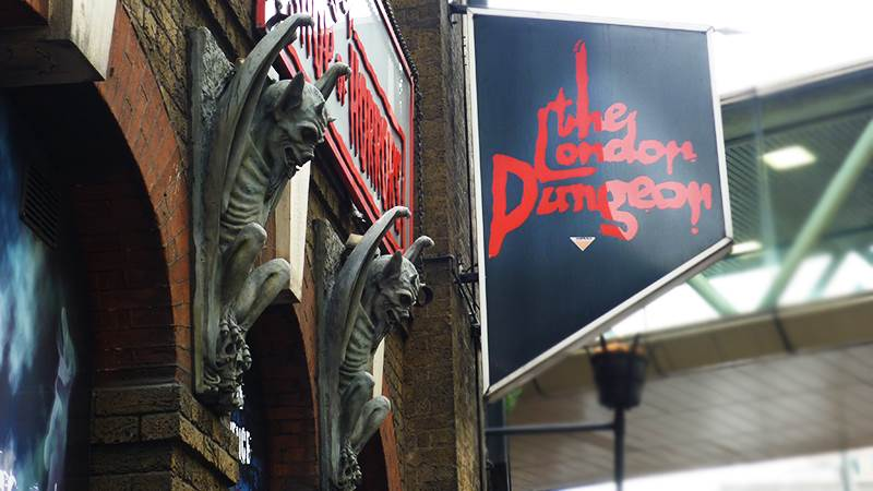 London Dungeon 800x450