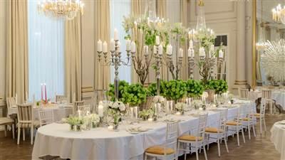 Wedding in Louis XVI