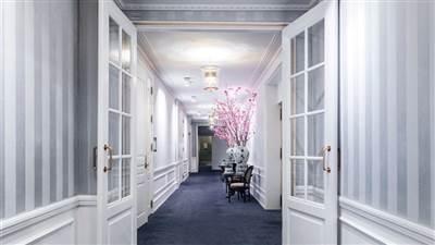 Banquette corridor