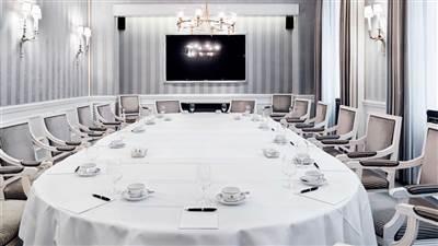 Salon 2 boardroom