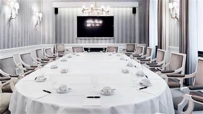 Salon 2 boardroom