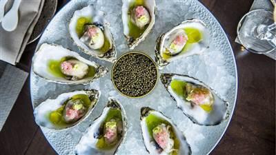Oyster & Caviar