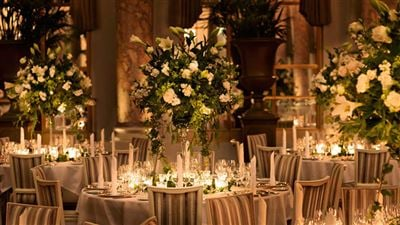 Palme Court Dinner Banquet