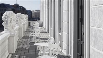 Royal Suite Balkon