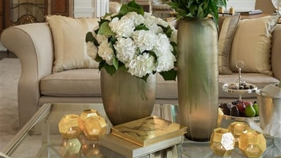 Royal Suite flower decoration