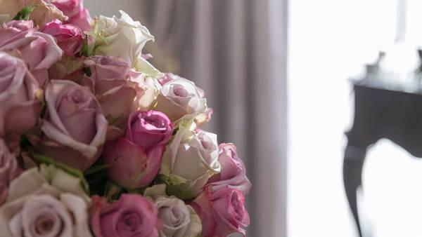 roses buket