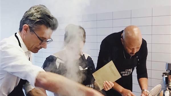 CCC copenhagen cooking class
