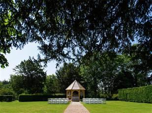 Pagoda Wedding