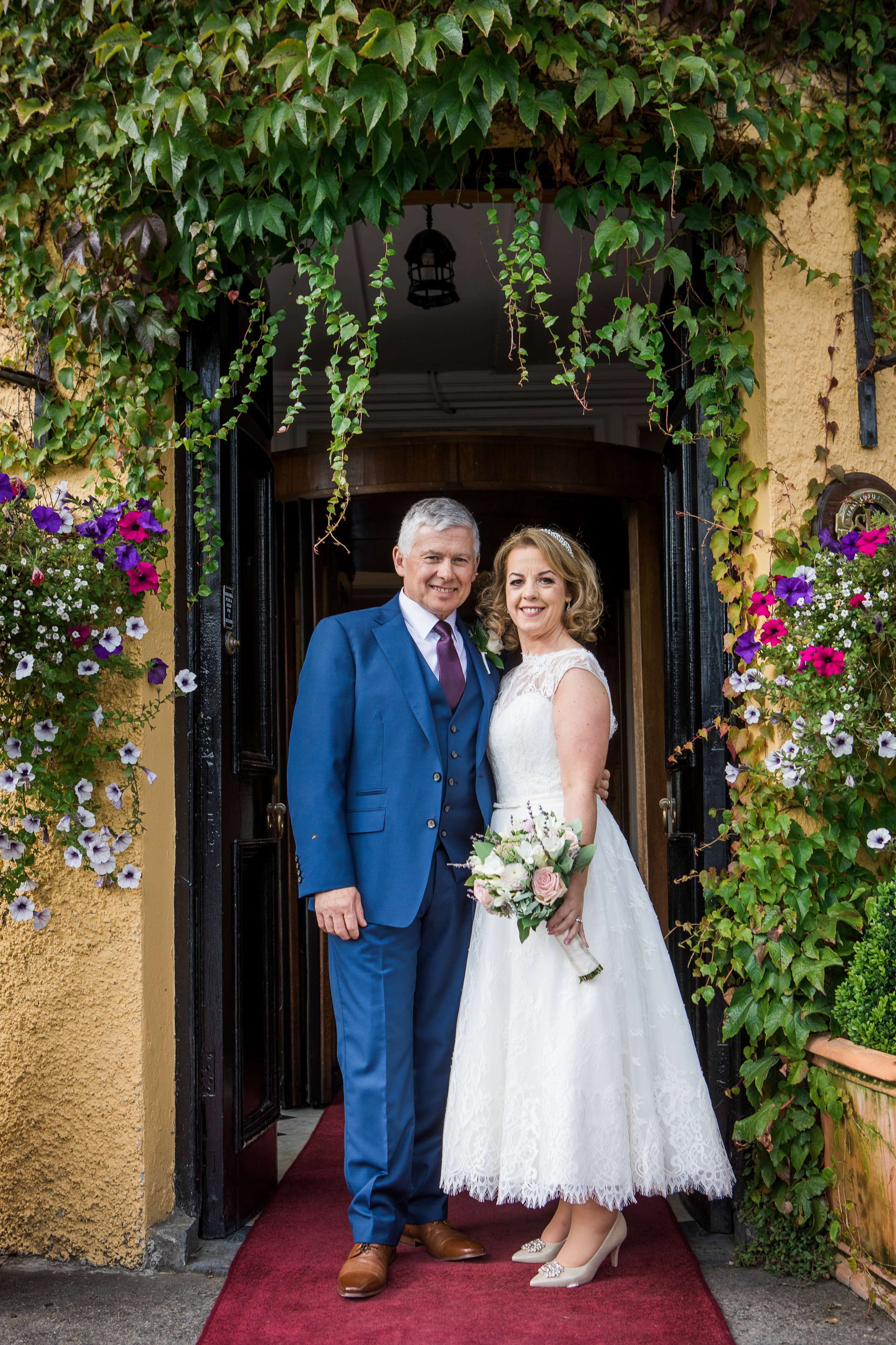 Dunraven Arms Hotel wedding