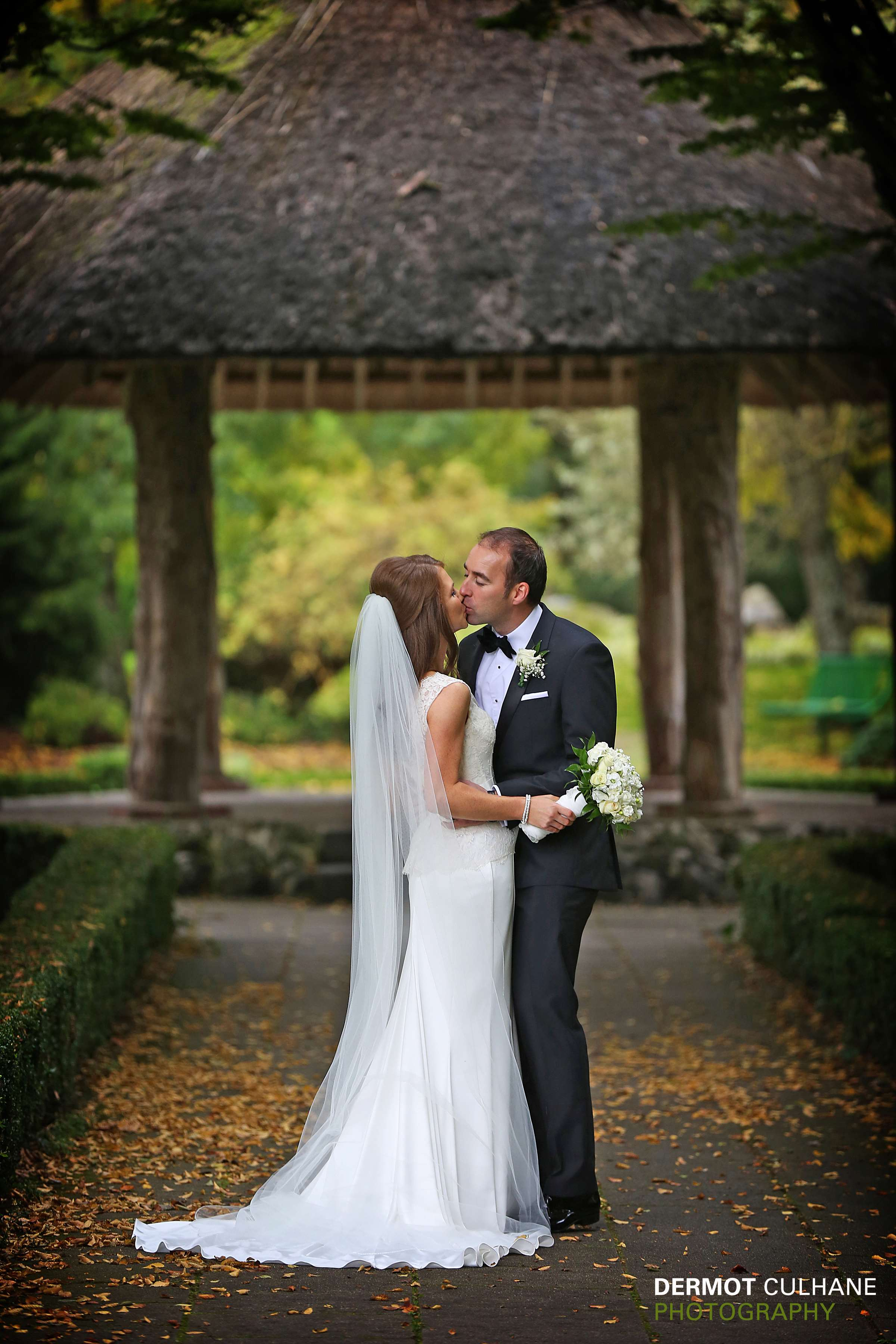 wedding Dunraven Arms Hotel