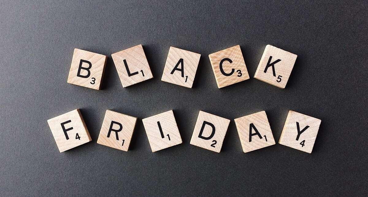 Black Friday 10% Discount Sale