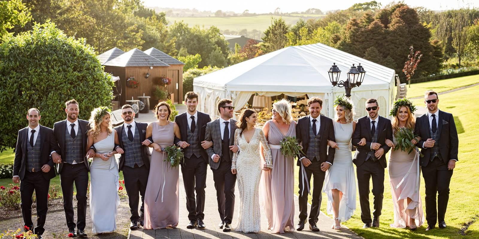 J S Fernhill Wedding