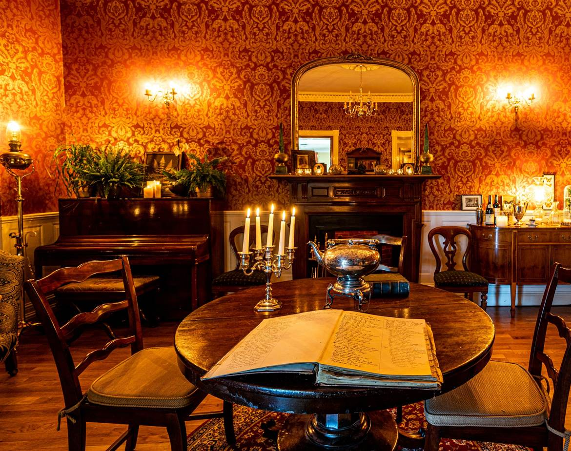 Historic Country House Escape