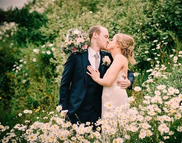 Erin Mark Garden Wedding at Fernhill (3)