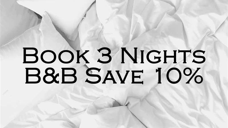 3 nights and save