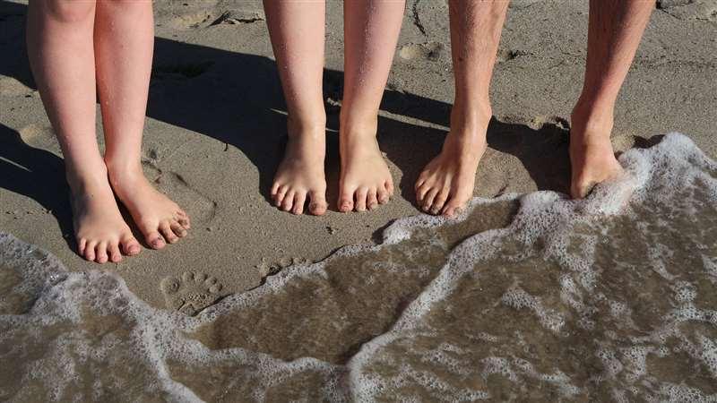 GalwayFamilyHotelSummerStaycation Beach