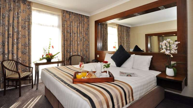 superior king size double room