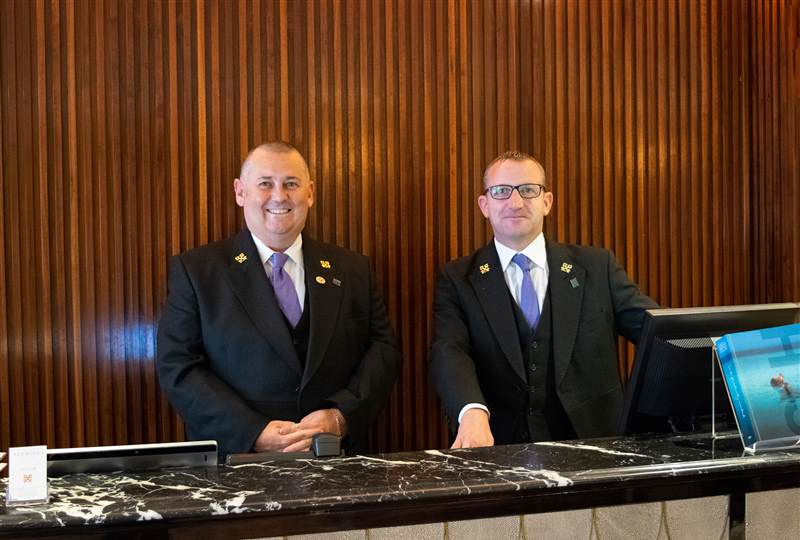 Meet our Concierge Team!