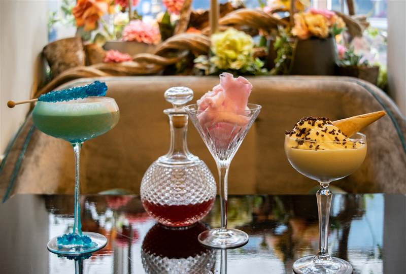 Summer Sips in the heart of Mayfair
