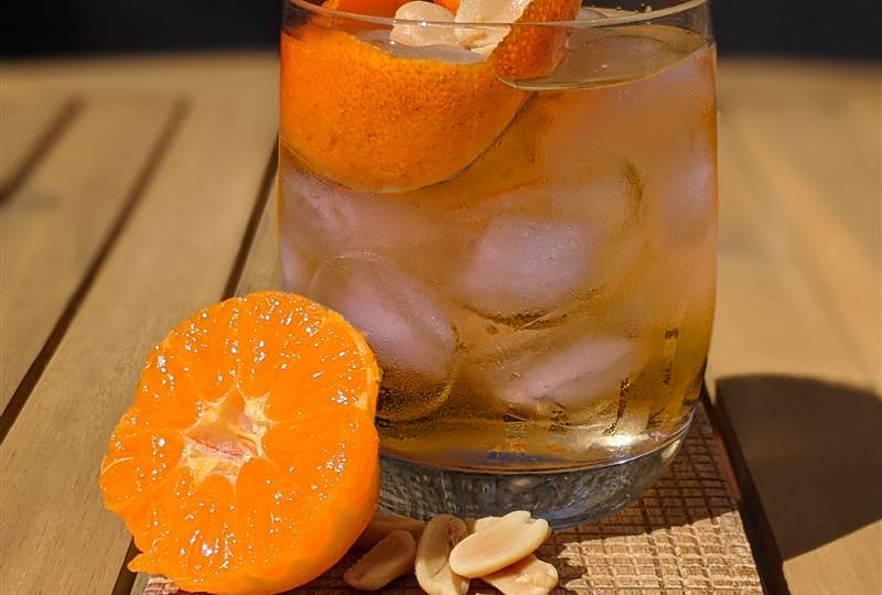 Old-Fashioned... with a twist!