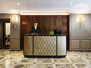 Golden Keys Concierge Desk