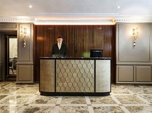 Golden Keys Concierge Desk